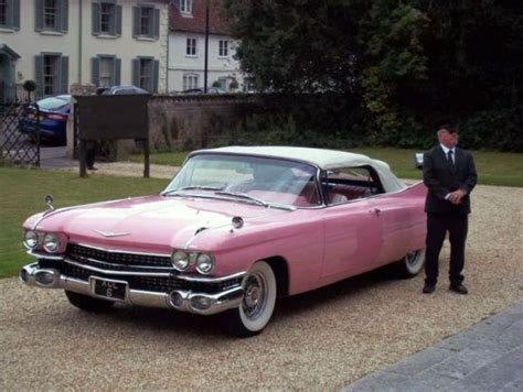 pink cadillac 1959 pink cadillac convertible