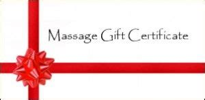 Massage Therapy Gift Cards - 35 best images about christmas on pinterest gift certificate template christmas