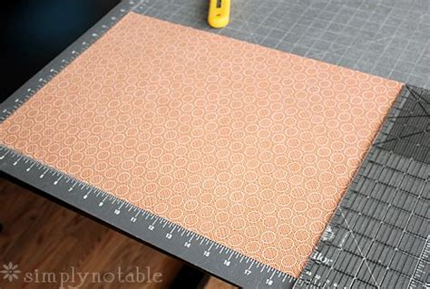 Diy Mat Cutter by Five Minute Diy Decorative Pillow Tutorial Simply Notable