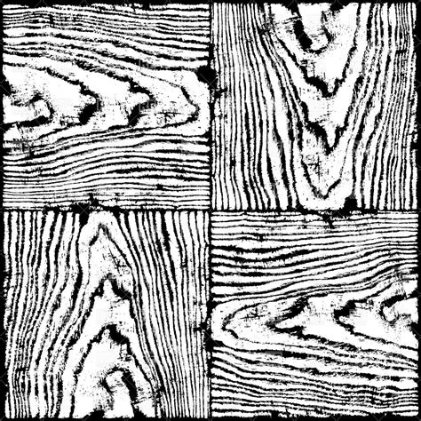 wood pattern drawing wooden plank texture timber pattern royalty free vector