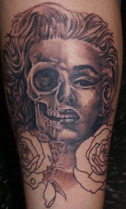marilyn monroe tattoos for men marilyn on