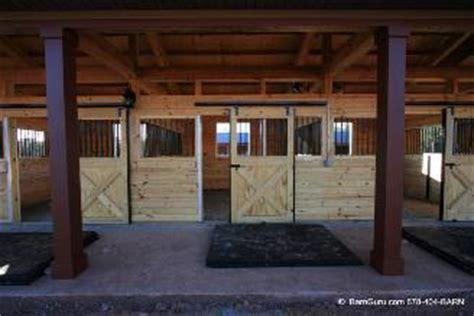 shed row horse barn plans  xxxxx