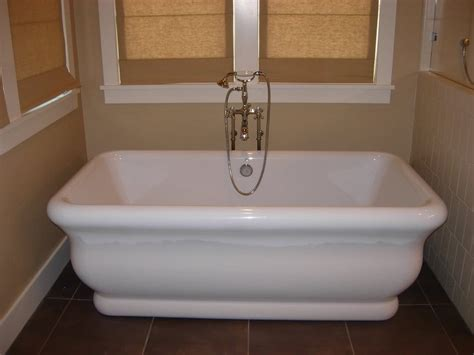 Tri Valley Plumbing by Free Standing Soaking Tub With Shower Yelp