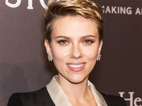 Scarlett Johansson Doesn?t Think Monogamy Is 'Natural'   SELF