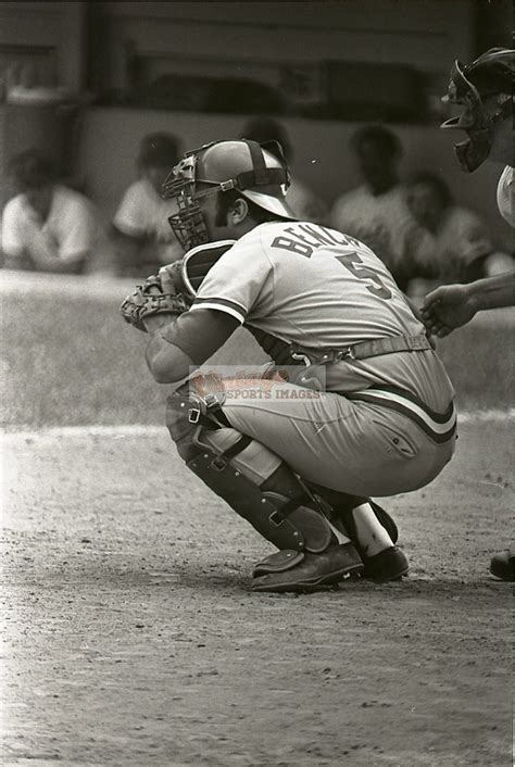 johnny bench age johnny bench behind the plate dgl sports vancouver