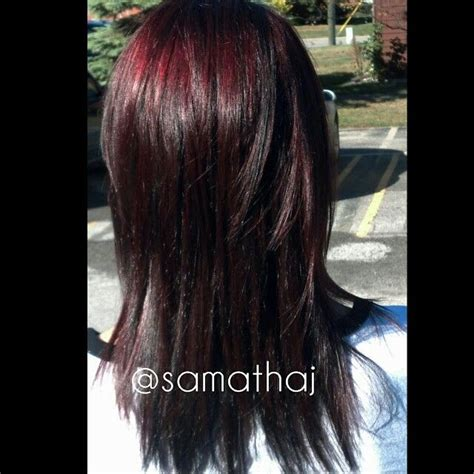 cherry coca cola hair color 25 best ideas about cherry cola hair on pinterest