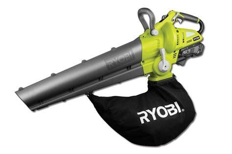 Blower Vaccum ryobi rbl30mvb petrol blower garden leaf vacuum