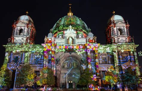 festival of lights 2017 impressionen festival of lights 2017 berlin leuchtet