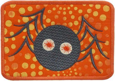 mug rugs in the hoop in the hoop mug rugs designs by marjorie busby craftsy