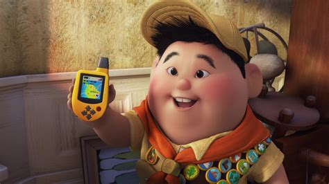 film up russell who are russell s parents in up pixar planet fr