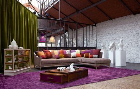 ecksofa orientalisch meubles de salon comment combiner couleurs et styles