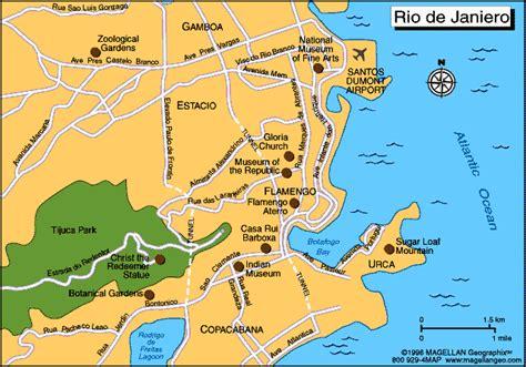 de janeiro map maps of de janeiro