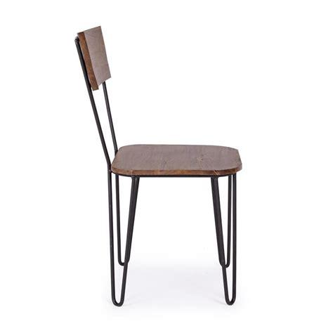 sedie metallo vintage nairobi sedia di design vintage in metallo con seduta e