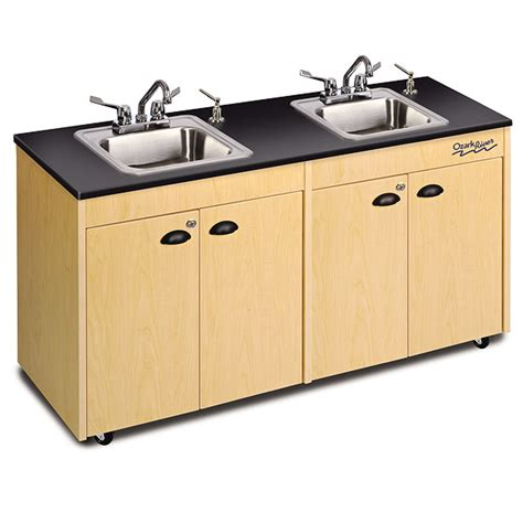 ozark river portable sinks ozark river 174 lil deluxe portable water with
