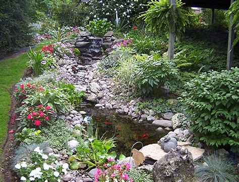 Diy Backyard Pond Amp Landscape Water Feature Oh My Creative » Home Design 2017
