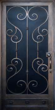 Wrought Iron Screen Door security screen doors wrought iron screen doors