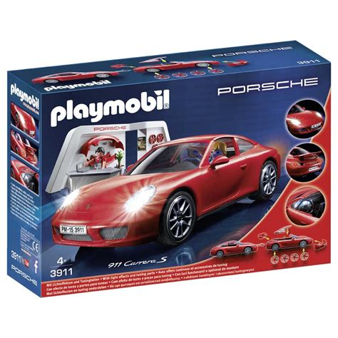 playmobil porsche playmobil porsche 911 carrera s 3911 intertoys