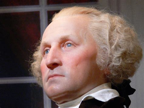 what was people daying about prrsifent hairstyle forensic reconstruction of president george washington