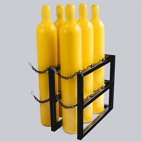 Gas Cylinder Storage Racks by 3d2w R Gas Cylinder Storage Rack Certified Sales