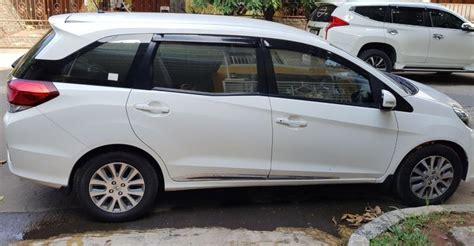 Karpet Dasar Mobilio Rs 2017 Cvt honda mobilio cvt mativ prestige putih mulus mobilbekas
