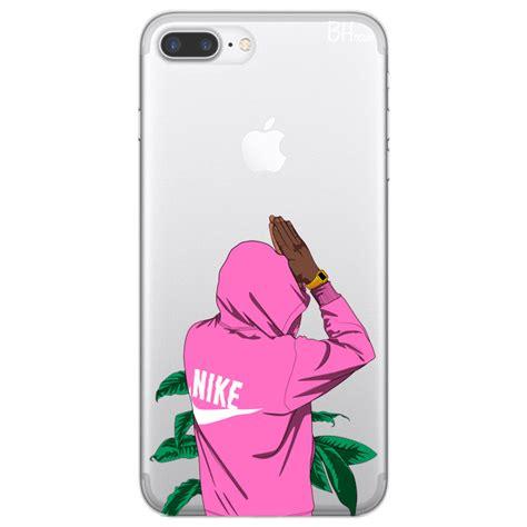 nike pink boy iphone 7 plus 8 plus bhcase
