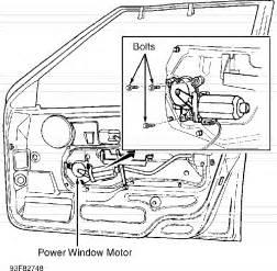 Electric Car Window Repair Volvo 850 Power Windows Service Repair Manual