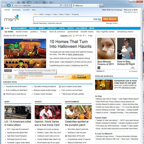 msn noticias msn hotmail latinoamerica autos post