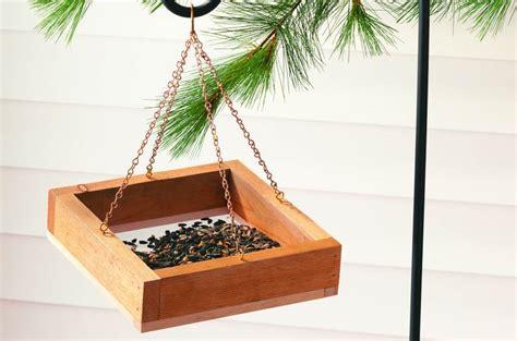 Simple Bird Feeders diy simple bird feeder backyard projects birds and blooms