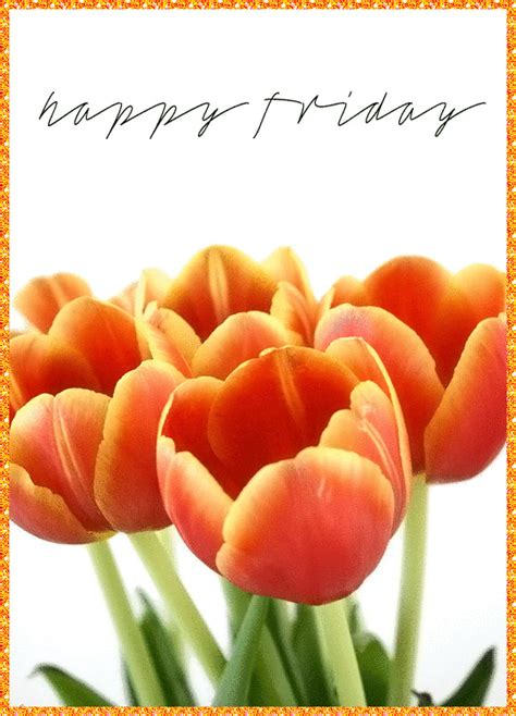 happy friday flowers friday myniceprofilecom