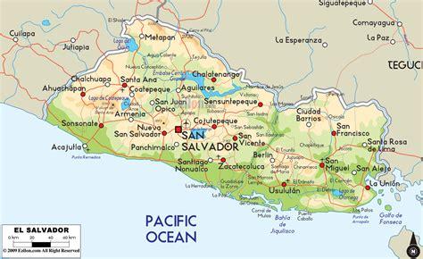 america map el salvador musings of mollie el salvador or bust
