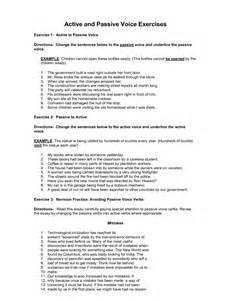 active passive sentences worksheet abitlikethis