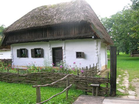 image of a house file gocsej village house 1 jpg wikimedia commons