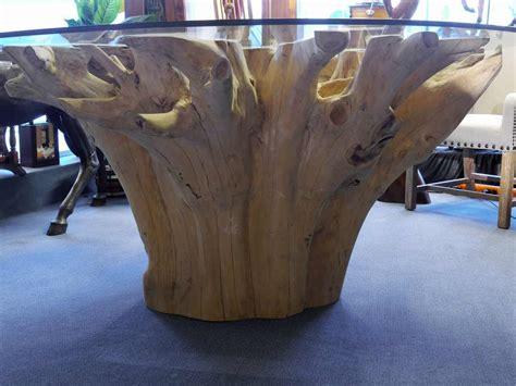 runder esstisch für 6 glastisch wurzelholz bestseller shop f 252 r m 246 bel und