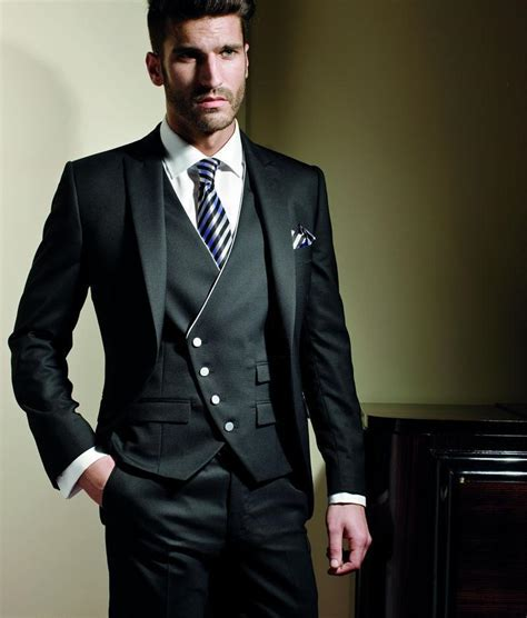 Custom Made Mens Wedding Suits Groom Tuxedos Best Man