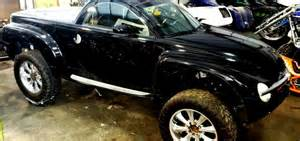 Pontiac Ssr Chevrolet Ssr Lifted Rock Crawler For Sale Gm Authority