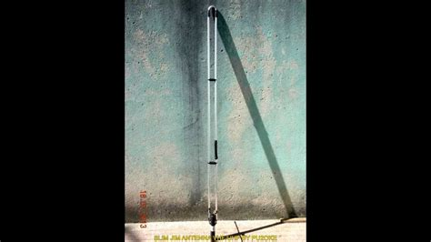 membuat antena tv j pole update slim jim antenna vhf uhf by pu2oke funnycat tv