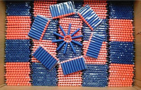 Peluru Nerf Mirip Refill Dart 100 200 400 gun refill darts bullet for nerf n strike