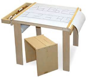wooden art desk beka wooden art table desk and stool