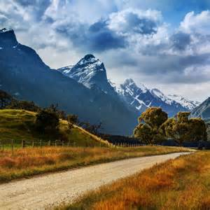 Landscape Photos New Zealand New Zealand Landscape Wallpaper Wallpapersafari
