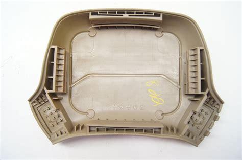 1994 1997 chrysler lhs steering wheel airbag center cover tan new oem ut1337904 factory oem parts