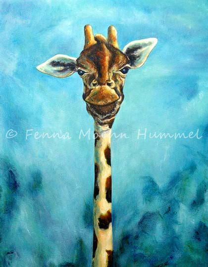 afbeelding bloemen met dier schilderijen bloemen en dieren schilderij giraffe fenna