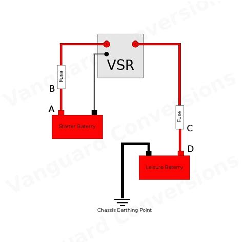 split charge relay wiring diagram wiring free wiring