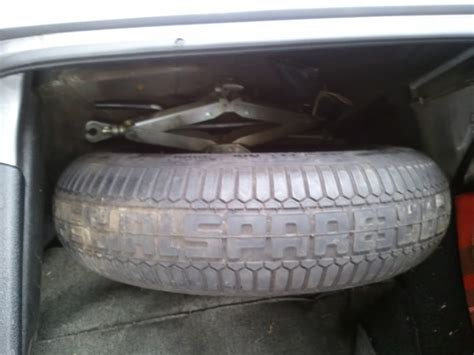 spare tire trunk question volvo forums volvo enthusiasts forum