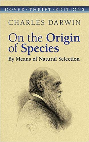 0007902239 the origin of species on the origin of species by means of natural selection