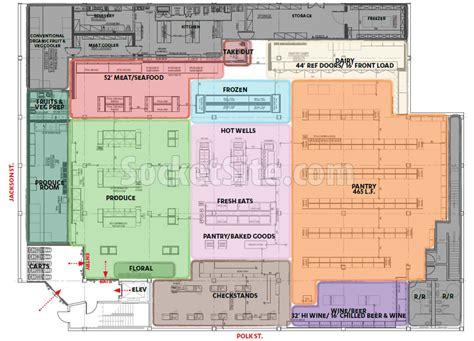 whole foods floor plan socketsite san francisco s first whole foods 365 slated