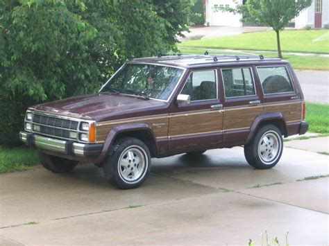 1988 Jeep Wagoneer Brianwolters 1988 Jeep Wagoneer Specs Photos