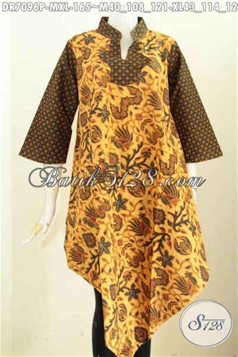 desain baju batik dewasa baju dress wanita muda dan dewasa pakaian batik elegan