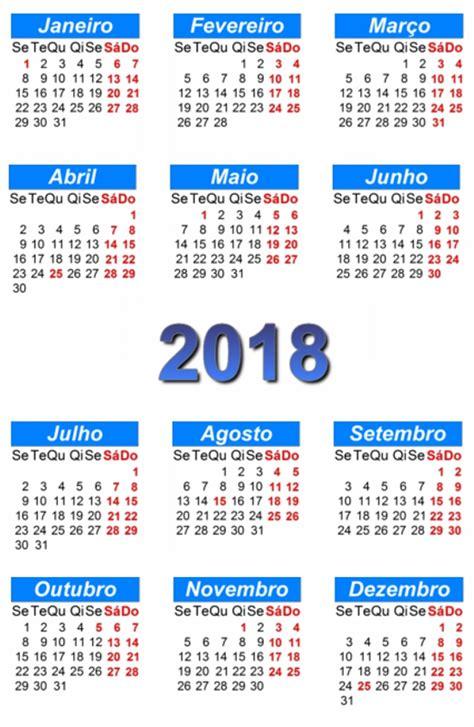 Calendario 2018 Carnaval Feriados Nacionais 2018 Datas Calend 225 2019