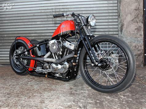 Auspuff Motorrad Sonderanfertigung by Harley Davidson Custom Sportster Karren