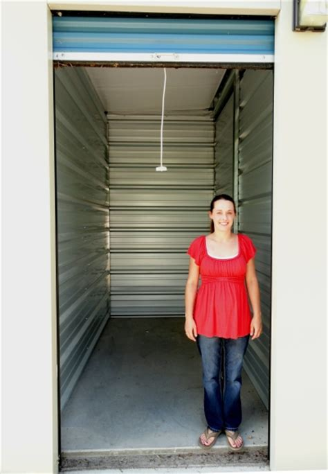 Single Garage Size by Storage Unit Sizes Amp Pricing For Madison Lake Chad S Storage